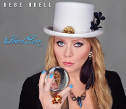 Bebe Buell Hard Love album