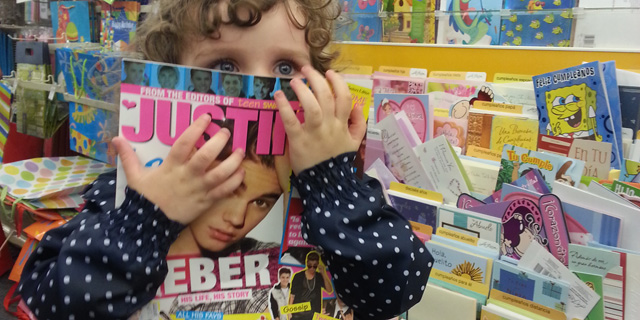 Google Raised My Baby, Vol. 8: Can a 2-Year-Old Have Bieber Fever?