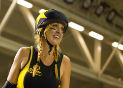 Women with Moxie: Bo-Toxic of the San Diego Derby Dolls