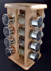 Fantes spice rack