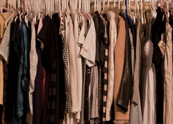 Organization: What's Hiding in Your Closet?